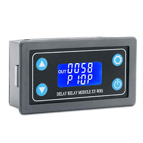 Top 8 12v Time Delay Relay  U2013 Power Converters  U2013 Xya Xes 4